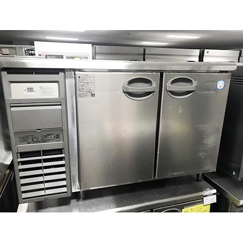 【中古】冷蔵コールドテーブル 福島工業(フクシマ) YRC-120RM 幅1200×奥行600×高さ800 【送料無料】【業務用】