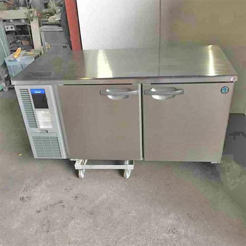 【中古】冷蔵コールドテーブル ホシザキ RT-150-SDF-E-ML 幅1500×奥行750×高さ800 【送料別途見積】【業務用】
