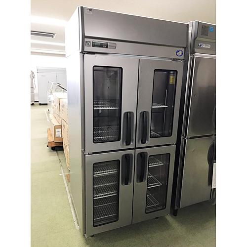【中古】縦型冷蔵庫 三洋電機 SRR-J981VS 幅900×奥行800×高さ1950 【送料別途見積】【業務用】