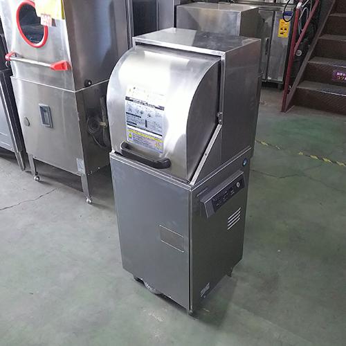 【中古】食器洗浄機 ホシザキ JWE-350RUF3-L 幅450×奥行450×高さ1220 三相200V 50Hz専用 【送料別途見積】【業務用】