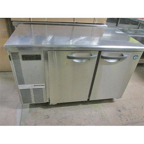 【中古】冷蔵コールドテーブル ホシザキ RT-120SNE-ML 幅1200×奥行600×高さ800 【送料無料】【業務用】