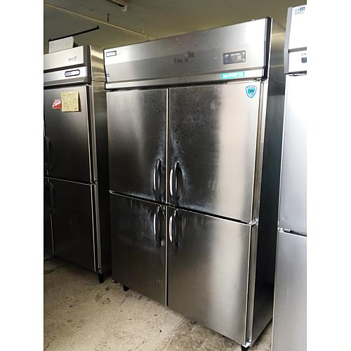 【中古】縦型冷蔵庫 大和冷機 403CD-NP-EC 幅1200×奥行800×高さ1900 三相200V 【送料別途見積】【業務用】