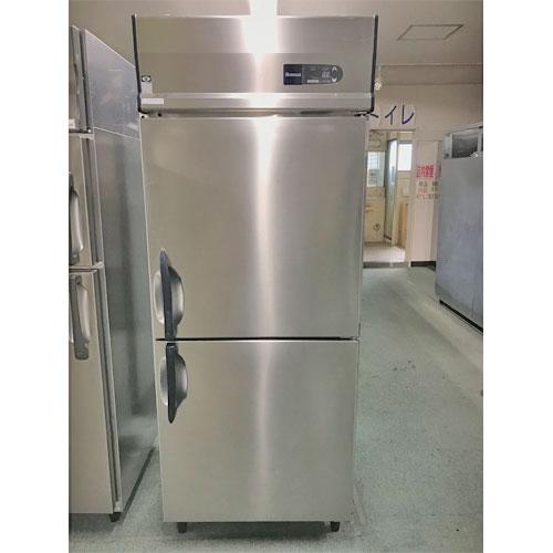 【中古】縦型冷凍庫 大和冷機 203LSS-EC 幅750×奥行800×高さ1900 三相200V 【送料別途見積】【業務用】