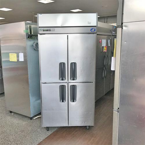 【中古】冷蔵庫 サンヨー SRR-J981VS 幅900×奥行800×高さ1950 【送料別途見積】【業務用】