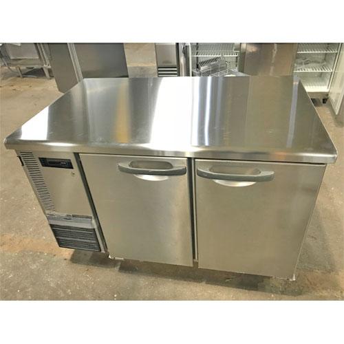 【中古】冷蔵コールドテーブル ホシザキ RT-120SDE-ML 幅1200×奥行750×高さ800 【送料無料】【業務用】
