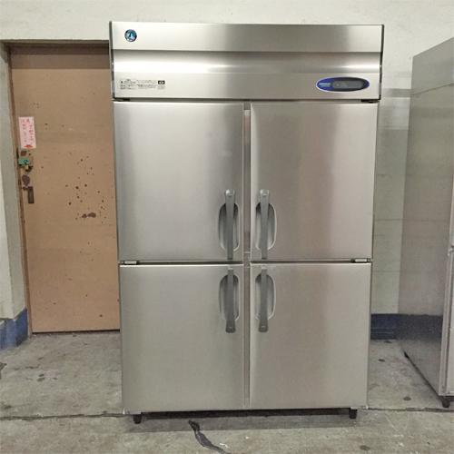 【中古】4ドア 冷蔵庫 ホシザキ HR-120Z3 幅1200×奥行800×高さ1890 三相200V 【送料別途見積】【業務用】