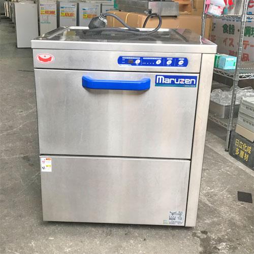 【中古】食器洗浄機 アンダーカウンタータイプ マルゼン MDKLTB7E 幅600×奥行600×高さ800 三相200V 【送料別途見積】【業務用】