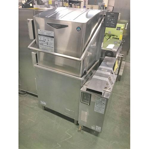 【中古】食器洗浄機 ブースター付き ホシザキ JWE-680A/WB-25H 幅650×奥行720×高さ1450 三相200V 50Hz専用 【送料別途見積】【業務用】