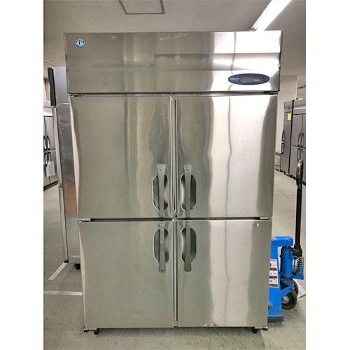 【中古】縦型冷凍庫 ホシザキ HF-120Z3-ML 幅1200×奥行800×高さ1890 三相200V 【送料別途見積】【業務用】