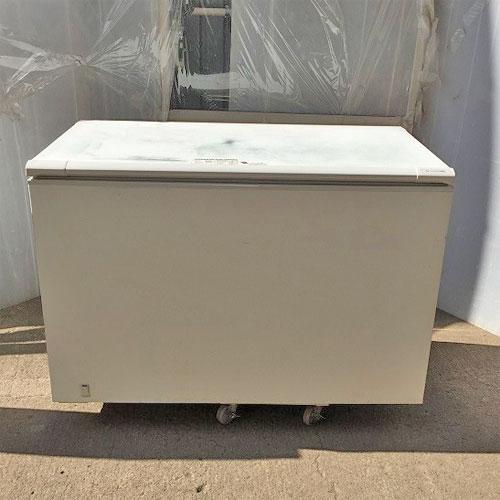 【中古】冷凍ストッカー サンデン SH-500X 幅1350×奥行730×高さ890 【送料別途見積】【業務用】