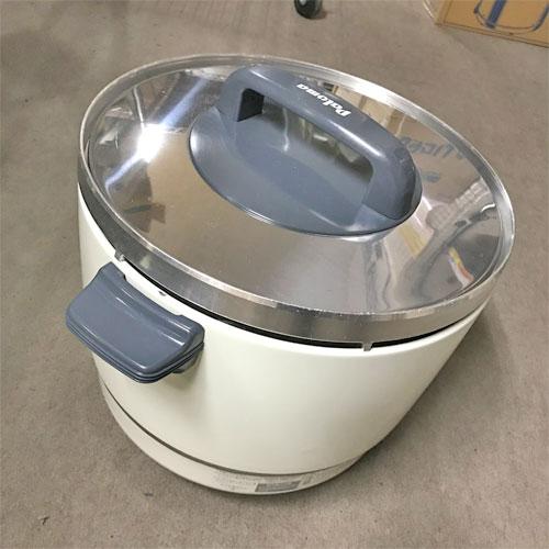 【中古】ガス炊飯器 パロマ PR-303S 幅412×奥行337×高さ330 LPG(プロパンガス) 【送料無料】【業務用】