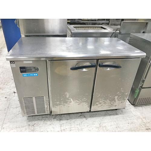 【中古】冷蔵コールドテーブル 大和冷機 4761CD-N 幅1200×奥行600×高さ800 【送料別途見積】【業務用】