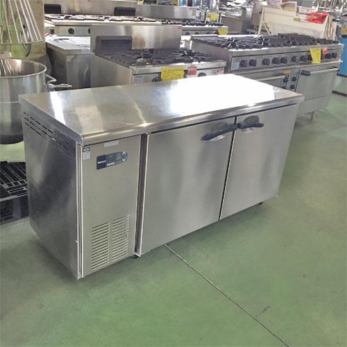 【中古】冷蔵コールドテーブル 大和冷機 5161CD-NP-EC 幅1500×奥行600×高さ800 【送料別途見積】【業務用】
