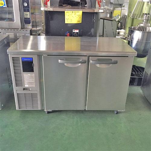 【中古】冷蔵コールドテーブル ホシザキ RT-120SNF 幅1200×奥行600×高さ800 【送料別途見積】【業務用】