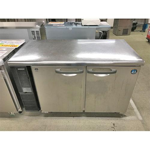 【中古】冷蔵コールドテーブル ホシザキ RT-120PNE1 幅1200×奥行600×高さ800 【送料別途見積】【業務用】