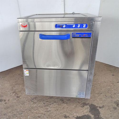 【中古】食器洗浄機 マルゼン MDKLT7 幅650×奥行600×高さ800 【送料別途見積】【業務用】