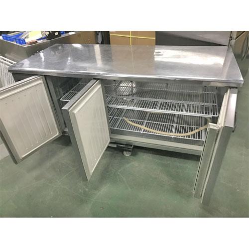 【中古】冷凍コールドテーブル パナソニック(Panasonic) SUF-K1871SA 幅1800×奥行750×高さ800 【送料別途見積】【業務用】