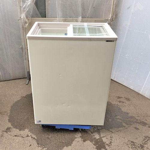 【中古】冷凍ストッカー サンデン PF-G120XE 幅700×奥行440×高さ920 【送料無料】【業務用】