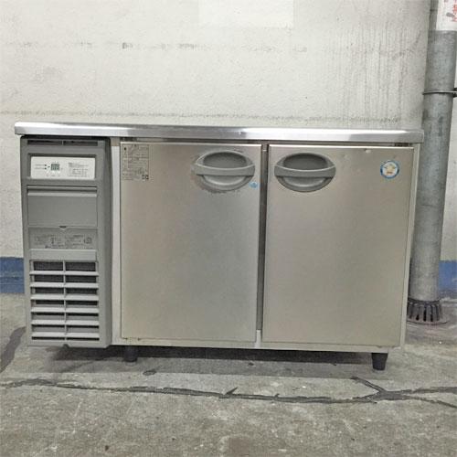 【中古】冷凍冷蔵コールドテーブル フクシマガリレイ(福島工業) 幅1200×奥行600×高さ795 【送料別途見積】【業務用】