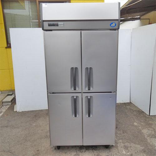 【中古】縦型冷蔵庫 パナソニック(Panasonic) SRR-K961S 幅900×奥行650×高さ1900 【送料別途見積】【業務用】