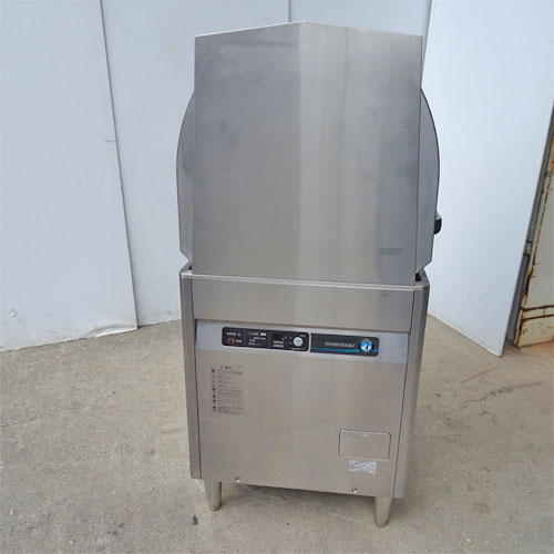 【中古】食器洗浄機 ホシザキ JWE-450WUB 幅600×奥行650×高さ1350 【送料別途見積】【業務用】