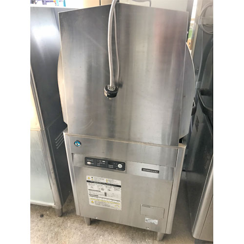 【中古】食器洗浄機 ホシザキ JWE-450WUA3 幅650×奥行600×高さ1350 三相200V 【送料別途見積】【業務用】