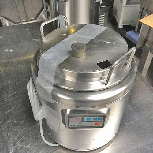 【中古】スープジャー タイジ FW-40 幅253×奥行255×高さ308 【送料無料】【業務用】