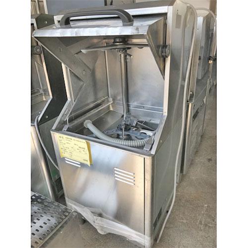 【中古】食器洗浄機 ホシザキ JWE-450RUA3-R 幅610×奥行600×高さ1340 三相200V 【送料別途見積】【業務用】