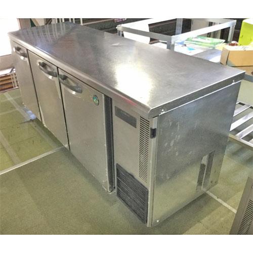 【中古】冷蔵コールドテーブル ホシザキ RT-180SNE-R 幅1800×奥行600×高さ800 【送料別途見積】【業務用】