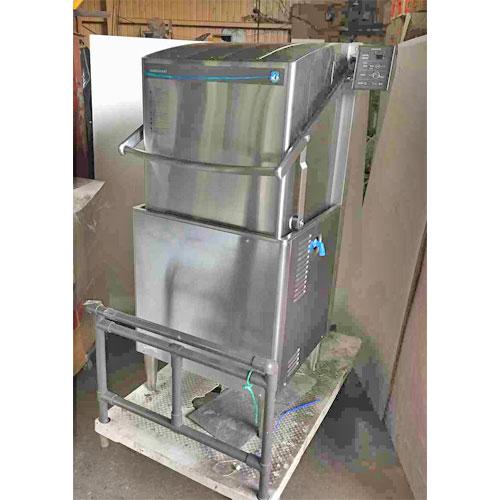 【中古】食器洗浄機 ホシザキ JWE-580UB 幅640×奥行655×高さ1432 三相200V 50Hz専用 【送料別途見積】【業務用】