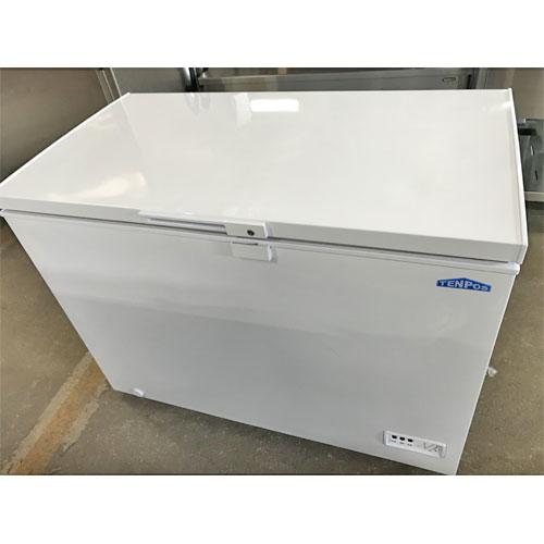 【中古】冷凍ストッカー テンポスバスターズ TBCF-282-RH 幅1116×奥行644×高さ845 【送料別途見積】【業務用】