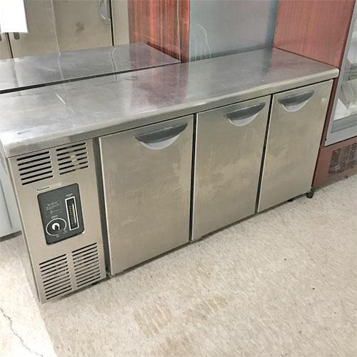 自然対流冷蔵コールドテーブル パナソニック(Panasonic) SUC-N1541J 業務用 中古/送料別途見積