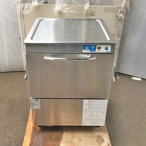 【中古】食器洗浄機 大和冷機 DDW-UE4 幅600×奥行600×高さ820 50Hz専用 【送料無料】【業務用】