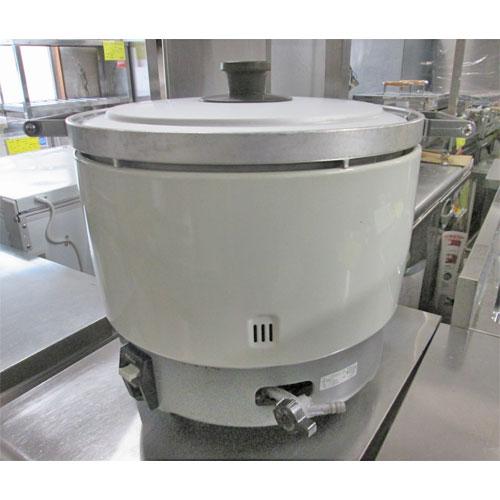 【中古】ガス炊飯器 パロマ PR-6DSS-1 幅513×奥行410×高さ407 都市ガス 【送料無料】【業務用】