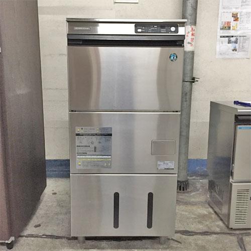 【中古】食器洗浄機 ホシザキ JWE-400SUA3 幅600×奥行600×高さ1280 三相200V 【送料別途見積】【業務用】