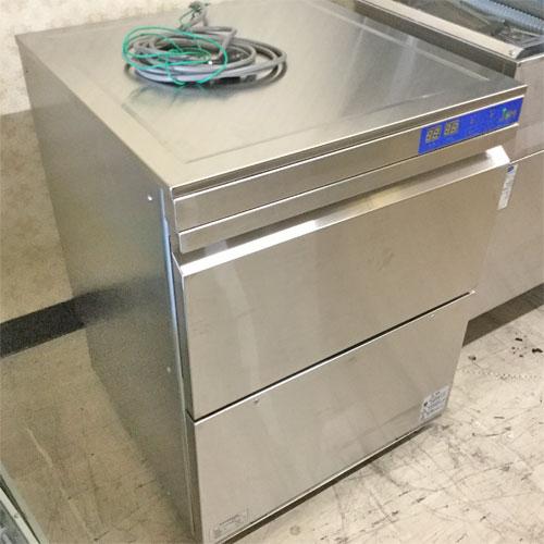 【中古】アンダーカウンター食器洗浄機 ジェーシーエム JCMD-40U1 幅600×奥行600×高さ800 【送料別途見積】【業務用】