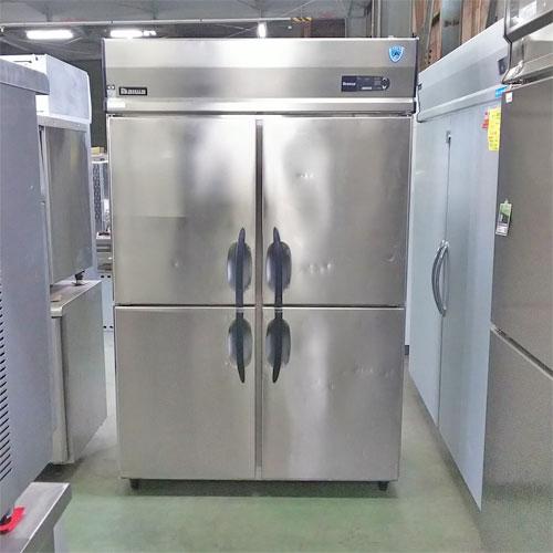 【中古】4ドア冷蔵庫 大和冷機 411YCD-EC 幅1200×奥行660×高さ1930 【送料別途見積】【業務用】
