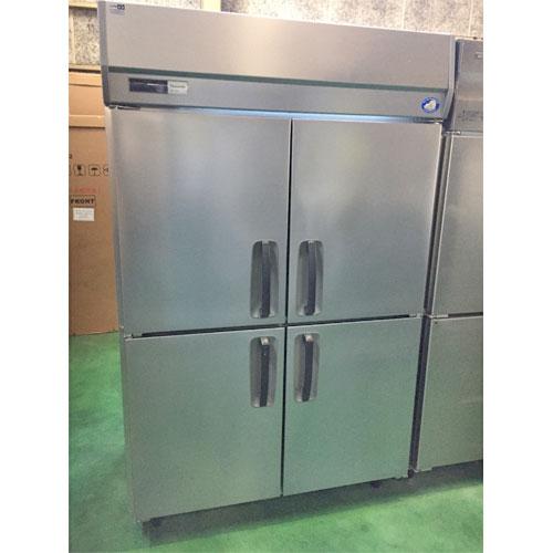 【中古】縦型冷凍庫 パナソニック(Panasonic) SRF-K1281S 幅1200×奥行800×高さ1900 【送料別途見積】【業務用】
