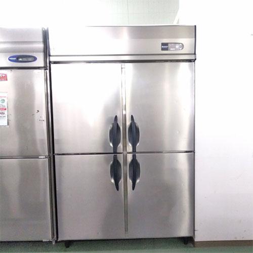 【中古】4ドア縦型冷蔵庫 大和冷機 403YCD-EC 幅1200×奥行650×高さ1900 三相200V 【送料別途見積】【業務用】