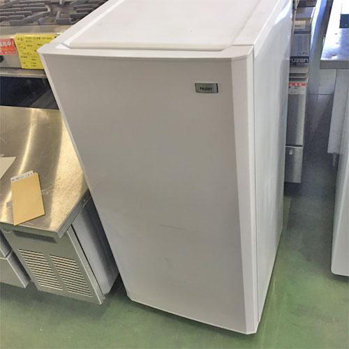 【中古】冷凍ストッカー ハイアール JF-NU100G 幅480×奥行560×高さ1000 【送料別途見積】【業務用】