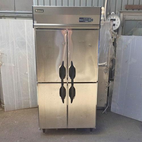 【中古】縦型冷蔵庫 大和冷機 311CD-NP-EC 幅900×奥行800×高さ1905 【送料別途見積】【業務用】