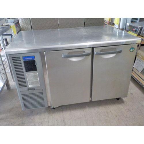 【中古】冷蔵コールドテーブル ホシザキ RT-120SDF 幅1200×奥行750×高さ800 【送料無料】【業務用】