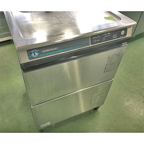 【中古】食器洗浄機 ホシザキ JWE-400TUB3 幅600×奥行600×高さ845 三相200V 【送料別途見積】【業務用】