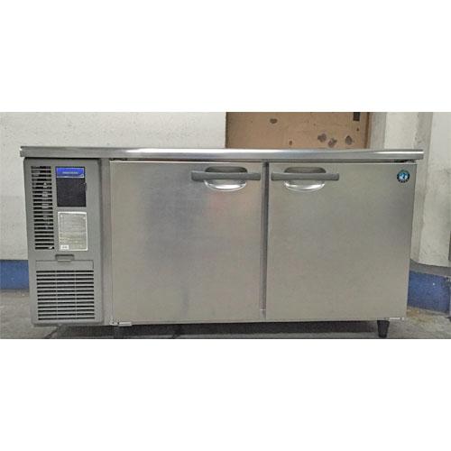 【中古】冷蔵コールドテーブル ホシザキ RT-150MNF 幅1500×奥行600×高さ795 【送料別途見積】【業務用】
