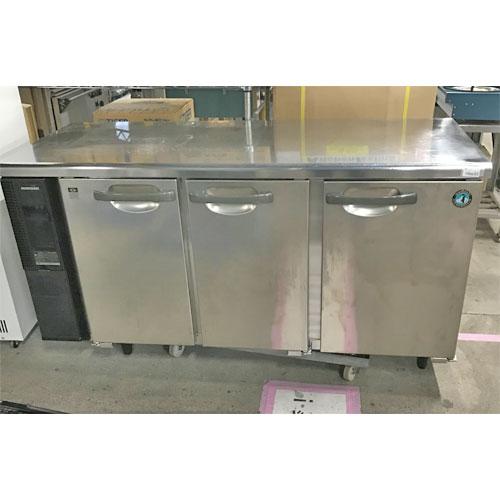 【中古】冷蔵コールドテーブル ホシザキ RT-150PNE1 幅1500×奥行600×高さ800 【送料別途見積】【業務用】
