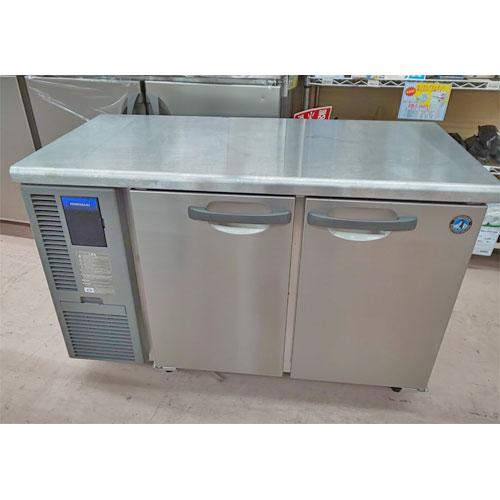 【中古】冷蔵コールドテーブル ホシザキ RT-120SNF 幅1200×奥行600×高さ800 【送料無料】【業務用】