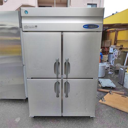 【中古】冷蔵庫 ホシザキ HR-120ZT3 幅1200×奥行650×高さ1950 三相200V 【送料無料】【業務用】