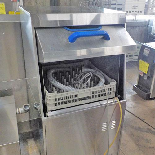 【中古】食器洗浄機 マルゼン MDRTL6 幅600×奥行600×高さ1375 【送料無料】【業務用】