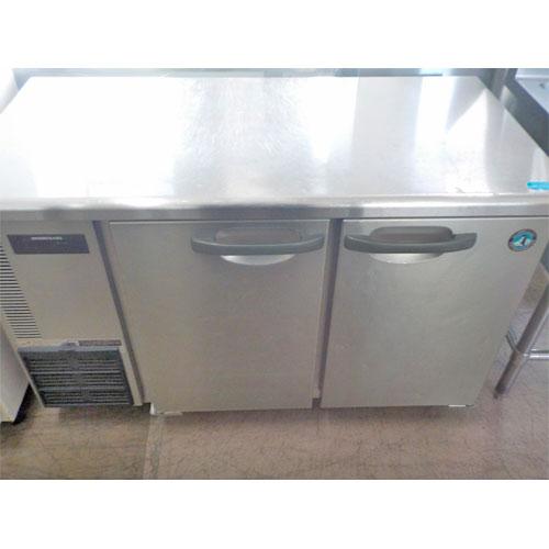 【中古】冷蔵コールドテーブル ホシザキ RT-120SNE 幅1200×奥行600×高さ800 【送料無料】【業務用】