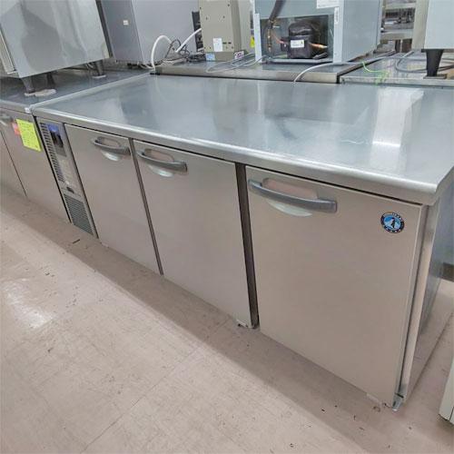 【中古】冷蔵コールドテーブル ホシザキ RT-180SDF-E-ML 幅1800×奥行750×高さ800 【送料無料】【業務用】